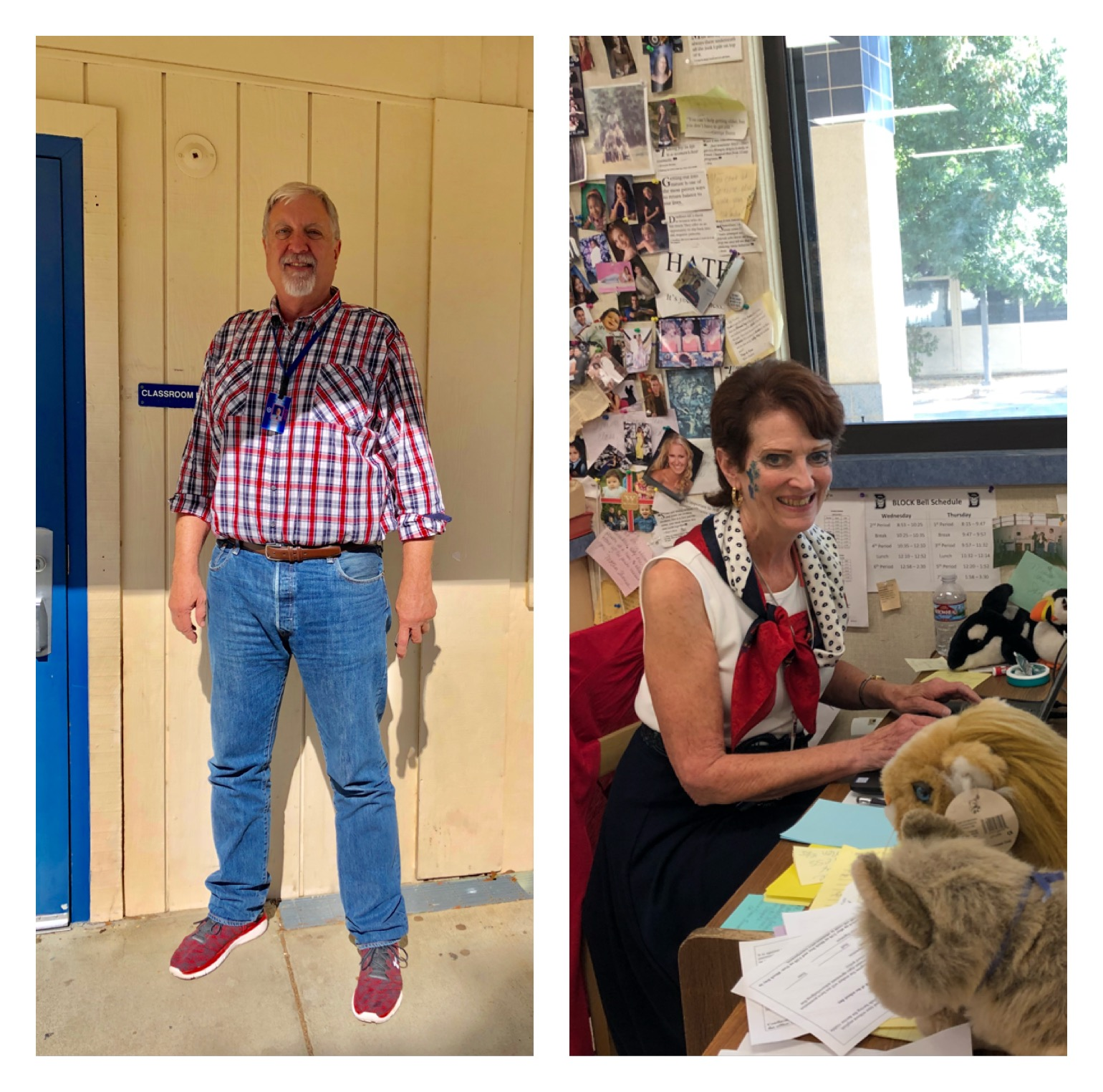 Teachers look forward to a fun homecoming week