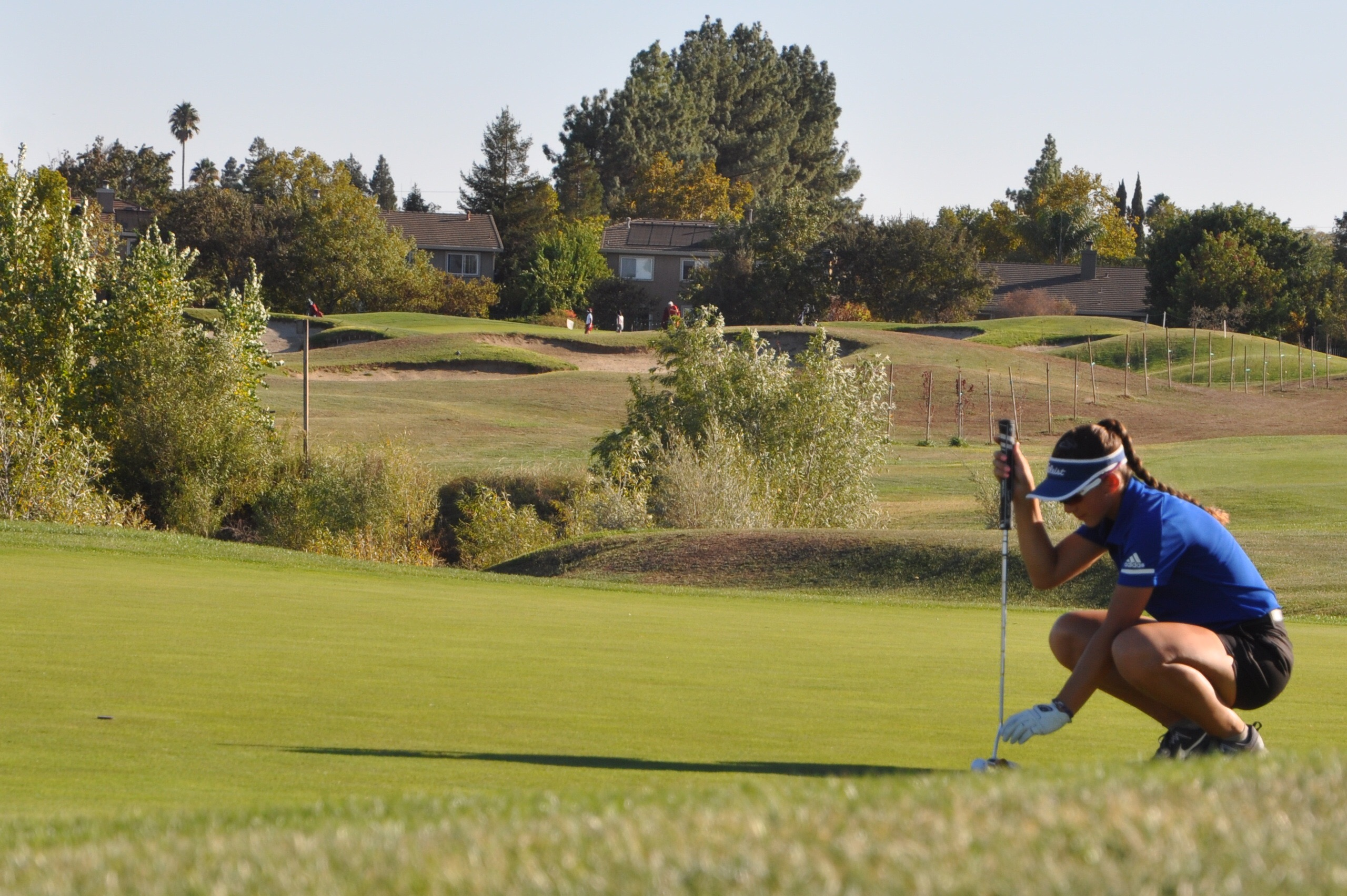 Sectionals await women's golf