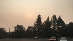 """Air quality reaches """"hazardous"""" levels; Davis High closes"""