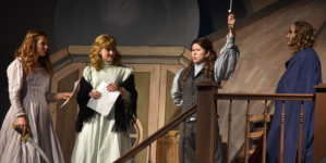 "Photos: ""Little Women"" closes with songs of laughter and love"
