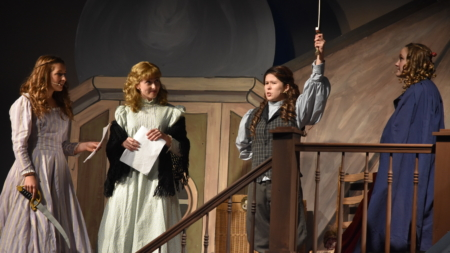"""Photos: """"Little Women"""" closes with songs of laughter and love"""