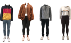 INFOGRAPHIC: Cold weather fashion at Davis High
