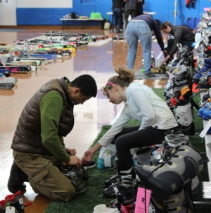 Photos: Ski Swap brings bargains to Davis High