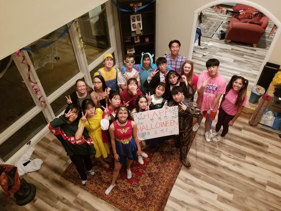 Korean exchange students gain insight on Davis life