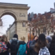 Students participate in exchange program in France
