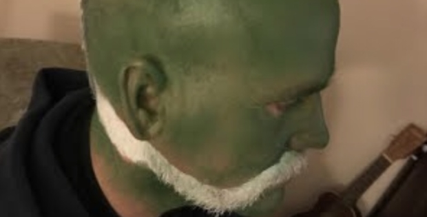 No Shave November trend hits DHS