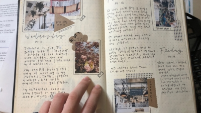 Stress takes a bullet with this journaling method
