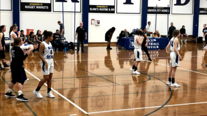 Devils smother Wildcats with defense in JV girls basketball win