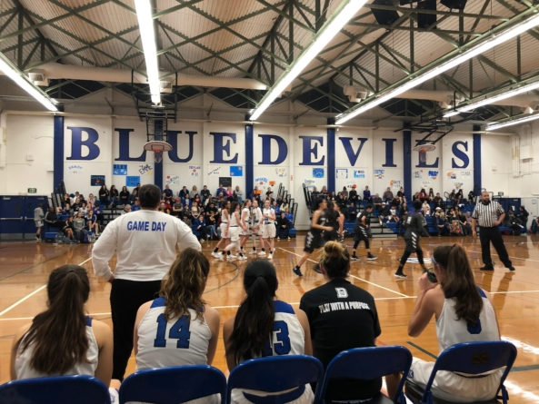 Women's basketball loses to Franklin