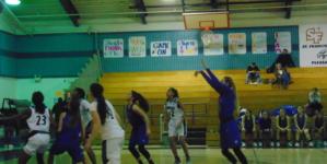 Women's basketball squeaks by Sheldon