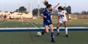Devils deliver: Varsity women capture another win
