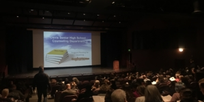 Incoming sophomore parent night illuminates the Davis High journey