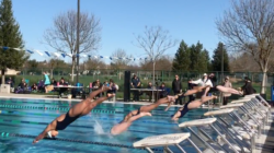 HIGHLIGHTS: Davis v Sheldon Swim Meet
