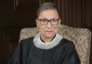 Portrait of Justice Ruth Bader Ginsburg