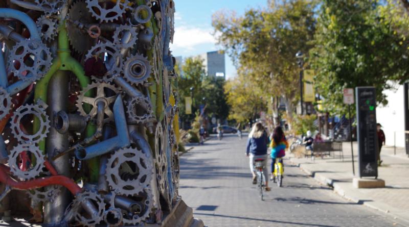 PHOTOS: Bike Art in Davis