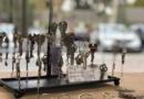 Davis Craft and Vintage Market frequents Central Park