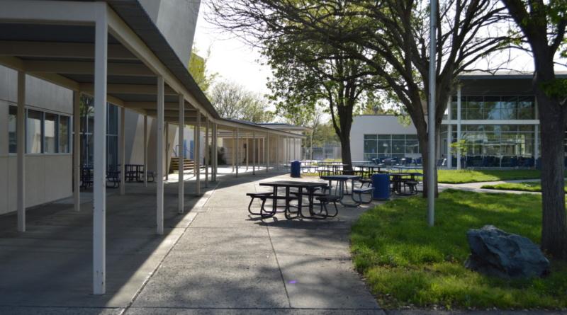 Davis High campus