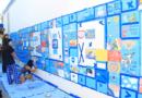 DHS seniors leave their mark for the 2021 Senior Mural