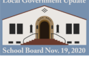 LOCAL GOV: Board of Education hybrid learning update