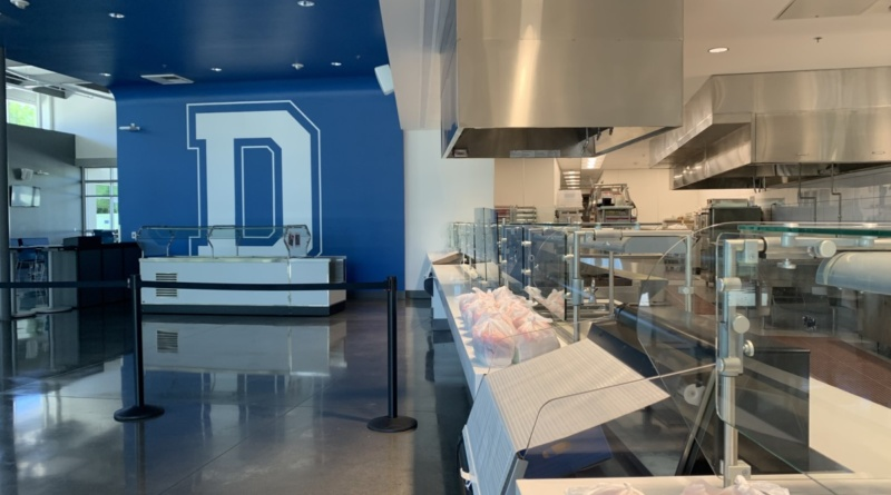 Free grab and go lunches are a convenient meal option